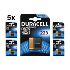 Duracell - Duracell CRP2 / 223 / DL223 / EL223AP / CR-P2 6V Lithium battery - Other formats - BS131-CB
