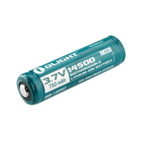 OLIGHT - Olight 14500 750mAh 3.7V Lithium-Ion Battery - Other formats - NK375 www.NedRo.us