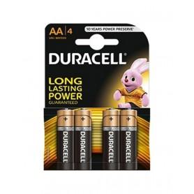 Duracell, Duracell Basic LR6 / AA / R6 / MN 1500 baterii de 1.5V alcaline, Format AA, BL059-CB, EtronixCenter.com