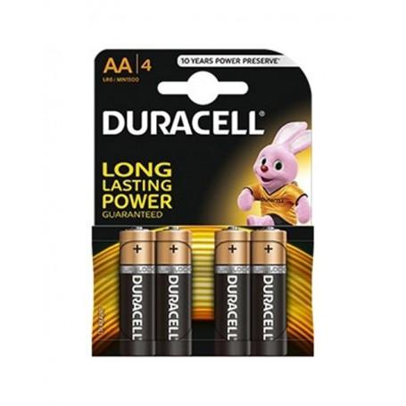 Duracell - Duracell Basic LR6 / AA / R6 / MN 1500 1.5V Alkaline battery - Size AA - BL059-CB