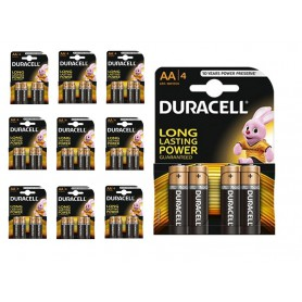 Duracell - Duracell Basic LR6 / AA / R6 / MN 1500 1.5V Alkaline battery - Size AA - BL059-CB