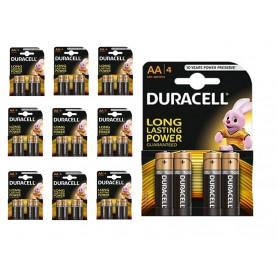 Duracell - Duracell Basic LR6 / AA / R6 / MN 1500 1.5V Alkaline batterij - AA formaat - BL059-10x www.NedRo.nl