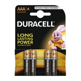 Duracell - Duracell Basic LR03 / AAA / R03 / MN 2400 1.5V baterii alkaline - Format AAA - BL060-10x www.NedRo.ro