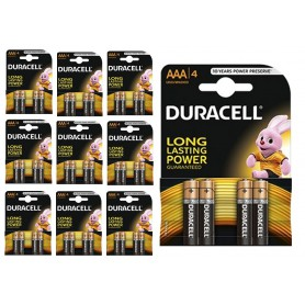Duracell, Duracell Basic LR03 / AAA / R03 / MN 2400 1.5V alkaline batterij, AAA formaat, BL060-CB, EtronixCenter.com