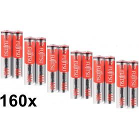 Fujitsu - FDK Fujitsu Universal Power LR03 / AAA / R03 / MN 2400 1.5V baterii alkaline - Format AAA - NK041-160 www.NedRo.ro