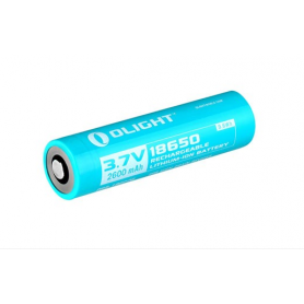 OLIGHT, Olight 2600mAh 3.6V 18650 Rechargeable Li-ion Battery for R20, Size 18650, NK377-CB, EtronixCenter.com
