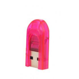 Dolphix, Micro SD MMC SDHC TF T-flash USB cititor/Writer carduri memorie, Memorie SD si USB, YPU206-CB, EtronixCenter.com
