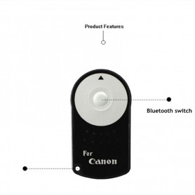 Oem - RC-6 RC6 IR Infrared Wireless Remote Control Camera Shutter Release For Canon - Photo-video accessories - AL224