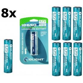OLIGHT - Acumulator 18650 2600mAh dedicat pentru M-serie - Blister - Format 18650 - NK378-CB www.NedRo.ro