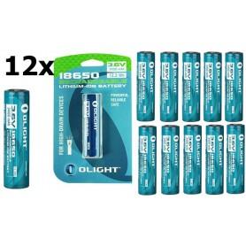 OLIGHT - Acumulator 18650 3400mAh pentru M-serie - Blister - Format 18650 - NK379-CB www.NedRo.ro