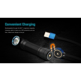 OLIGHT, Olight H2R Nova headlamp with Olight 3.7V 18650 3000mAh rechargeable battery, Flashlights, NK381, EtronixCenter.com