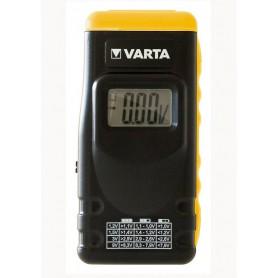 Varta, VARTA Tester Digital baterii reîncărcabile și de unică folosință tip AA / AAA / C / D / 9V, Accesorii pentru baterii, ...