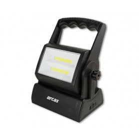 arcas, Arcas 6W 2x COB LEDs flood light with 240 lumens powered by 3x D batteries, Flashlights, BS146, EtronixCenter.com