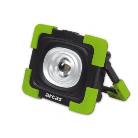 arcas - Arcas 10W COB LED flood light with 800 lumens and built-in 3600mAh 3.7V battery - Flashlights - BS147 www.NedRo.us