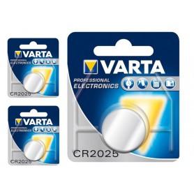 Varta - Varta Professional Electronics CR2025 6025 3V 170mAh baterie plata - Baterii plate - BS151-CB www.NedRo.ro