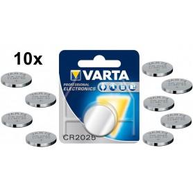 Varta, Varta Professional Electronics CR2025 6025 3V 170mAh baterie plata, Baterii plate, BS151-CB, EtronixCenter.com