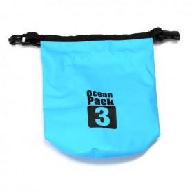 NedRo - Ocean Pack - waterdichte tas - droogtas - outdoor plunjezak - zeilen - Telefoon accessoires - ON5172 www.NedRo.nl