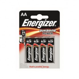 Energizer - Energizer Alkaline Power LR6 / AA / R6 / MN 1500 1.5V battery - Size AA - BS157-CB