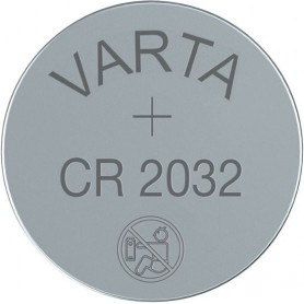 Varta, VARTA CR2032 3v lithium button cell battery, Button cells, BS159-CB, EtronixCenter.com