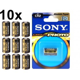 Sony - SONY PHOTO Absolute Power CR2 / DLCR2 / EL1CR2 / CR15H270 3V Lithium battery - Other formats - BL271-CB