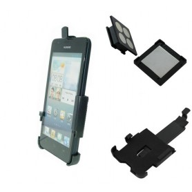 Haicom, Haicom magnetic phone holder for Huawei Ascend P6 HI-288, Car magnetic phone holder, ON5184-SET, EtronixCenter.com