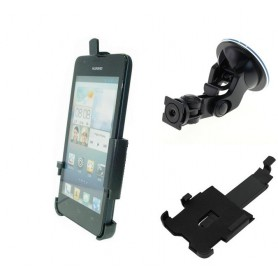 Haicom, Haicom car Phone holder for Huawei Ascend P6 HI-288, Car window holder, ON5185-SET, EtronixCenter.com