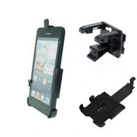 Haicom, Auto Ventilator Haicom klem houder voor Huawei Ascend P6 HI-288, Auto ventilator telefoonhouder, ON5186-SET, EtronixC...