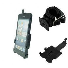 Haicom - Haicom bicycle phone holder for Huawei Ascend P6 HI-288 - Bicycle phone holder - ON5187-SET www.NedRo.us