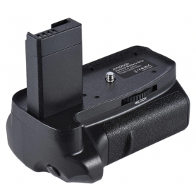Battery Grip compatible with Canon EOS 1100D 1200D 1300D 2000D / Rebel T3 T5 T6 DSLR