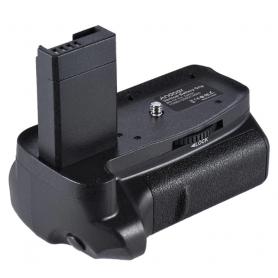 Battery Grip compatible with Canon EOS 1100D 1200D 1300D / Rebel T3 T5 T6 DSLR