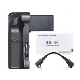 NedRo, Battery Grip compatible with Canon EOS 1100D 1200D 1300D / Rebel T3 T5 T6 DSLR, Canon photo-video chargers, AL1103
