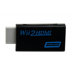 NedRo, Wii naar HDMI Converter, Nintendo Wii, AL090-CB, EtronixCenter.com