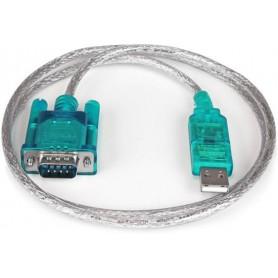 NedRo - USB naar Serieel RS-232 9-pol - RS 232 RS232 adapters - AL1013 www.NedRo.nl
