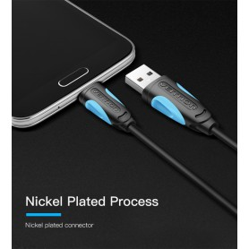 Vention, USB 3.0 Female voor Type-C Male OTG kabel 0.1M, Diverse datakabels, V070, EtronixCenter.com