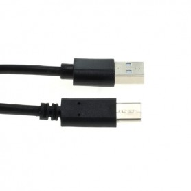 OTB, Data cable USB Type-C (USB-C) Male to USB A (USB-A 2.0) Male 1M, Other data cables , ON6014, EtronixCenter.com