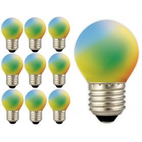 Calex - Calex LED kogellamp 240V 1W 12lm E27 - E27 LED - CA0090-CB www.NedRo.nl