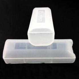 KeepPower, KeepPower Cutie Stocare PVC pentru bateriile 18650 cu PCB de până la 69mm Lungime, Accesorii pentru baterii, NK384...
