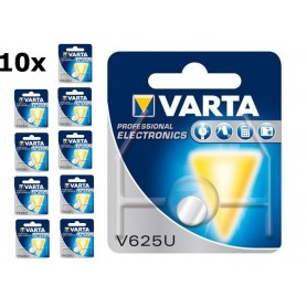 Varta - Varta V625U 4626 1.5V 200mAh Professional Electronics Battery - Button cells - BS172-C www.NedRo.us