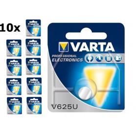 Varta - Varta V625U 1.5V 200mAh Professional Electronics knoopcel batterij - Knoopcellen - BS172-CB www.NedRo.nl