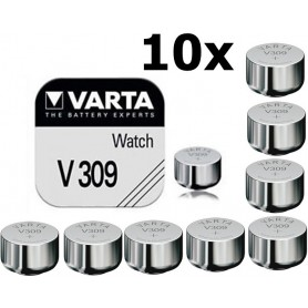 Varta - Varta V309 1.55V 70mAh watch battery - Button cells - ON1630-CB www.NedRo.us