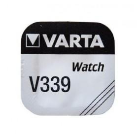 Varta - Varta V339 11mAh 1.55V baterie pentru ceas - Baterii plate - BS174-CB www.NedRo.ro