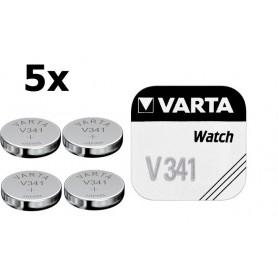 Varta, Varta V341 11mAh 1.55V baterie pentru ceas, Baterii plate, BS175-CB, EtronixCenter.com