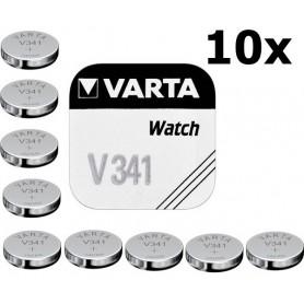Varta - Varta Watch Battery V341 11mAh 1.55V - Button cells - BS175-C www.NedRo.us