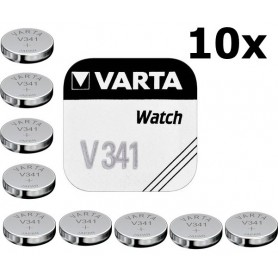 Varta - Varta Watch Battery V341 11mAh 1.55V - Button cells - BS175-CB www.NedRo.us