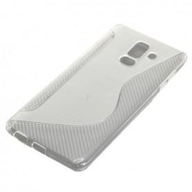 OTB, TPU Case for Samsung Galaxy A6 Plus (2018), Samsung phone cases, ON5166-CB