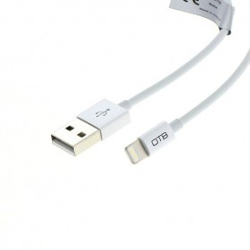 OTB, Cablu de date Lightning la USB 2.0 pentru Apple iPhone / iPad, iPhone cabluri de date , ON6034, EtronixCenter.com