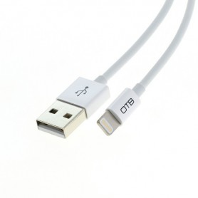 OTB, Lightning to USB 2.0 data cable for Apple iPhone / iPad, iPhone data cables , ON6034, EtronixCenter.com