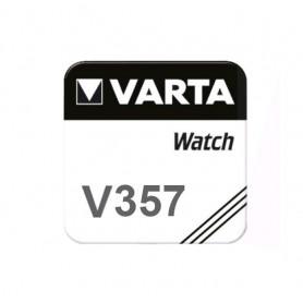 Varta, Varta V357 145mAh 1.55V baterie pentru ceas, Baterii plate, BS177-CB, EtronixCenter.com