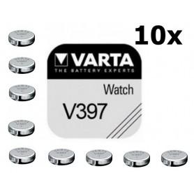 Varta - Varta Watch Battery V397 30mAh 1.55V - Button cells - BS181-C www.NedRo.us
