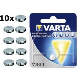 Varta, Varta V364 20mAh 1.55V baterie pentru ceas, Baterii plate, BS183-CB, EtronixCenter.com
